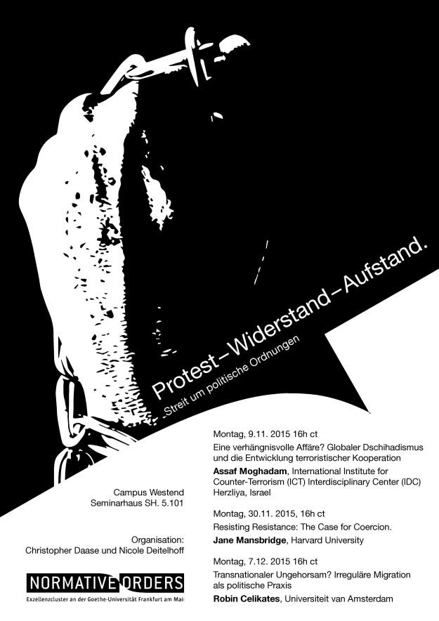 Protest Aufstand Widerstand